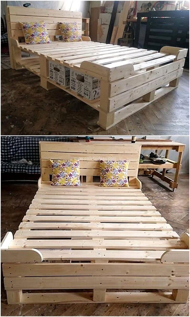 Ingenious Diy Ideas To Reuse Wood Pallets Diy Pallet Furniture
