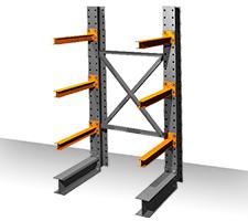 cantilever racks steel storage rack