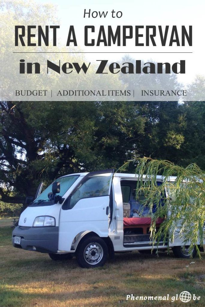 The Ultimate Guide To Renting A Budget Campervan In New Zealand