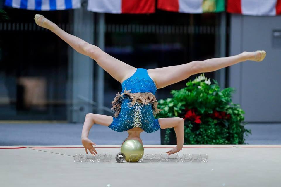 Гимнастки прикольные картинки