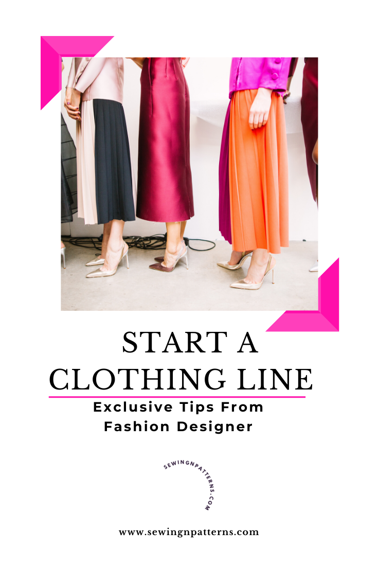 Designing Clothes For Your Clothing Line Best Tips Ever Fashion Design Collection Fashion Inspiration Design Clothes Design