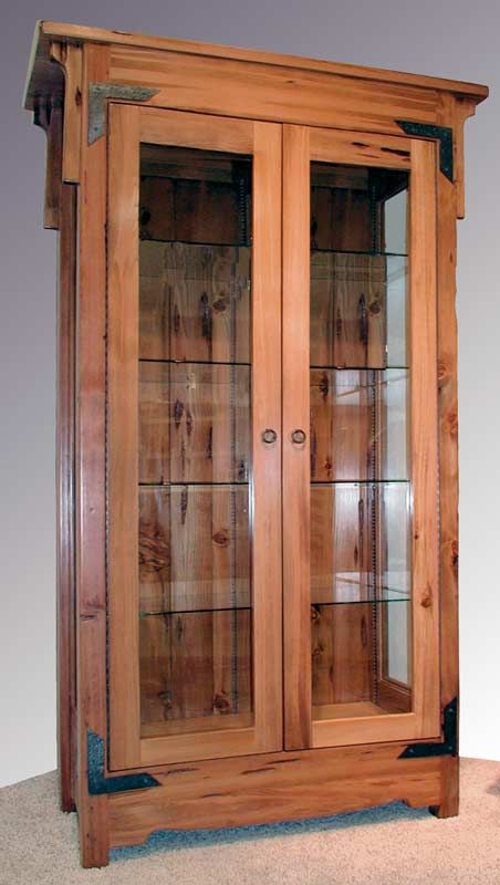 Display cabinets hand crafted in america spdc
