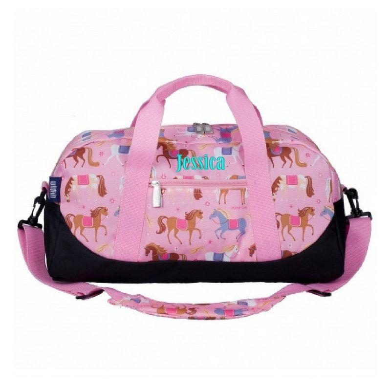 Personalized Duffel Bag by Wildkin Personalized duffel