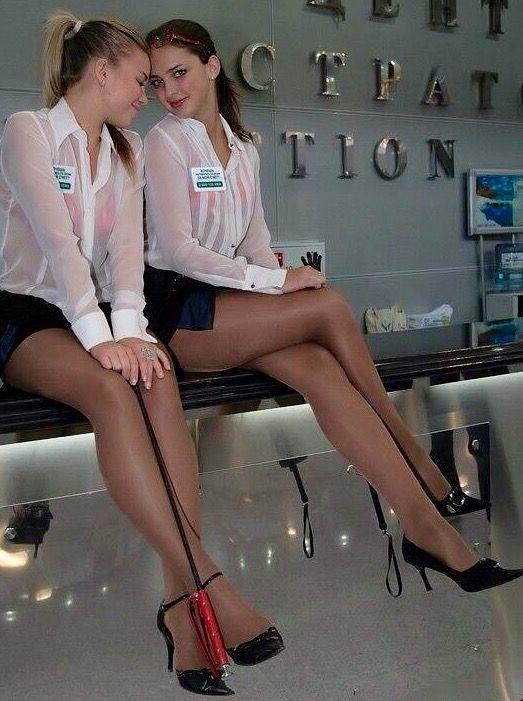 Leg lesbian long