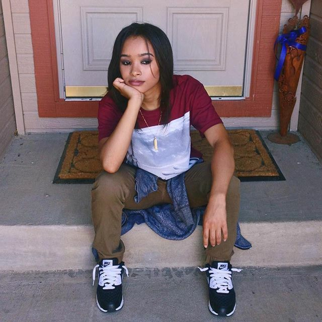 Tomboy Swag Style Hip Hop Outfits Dope Casual Urban Street Fall School
