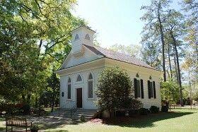 Episcopal Chapel Airlie Gardens