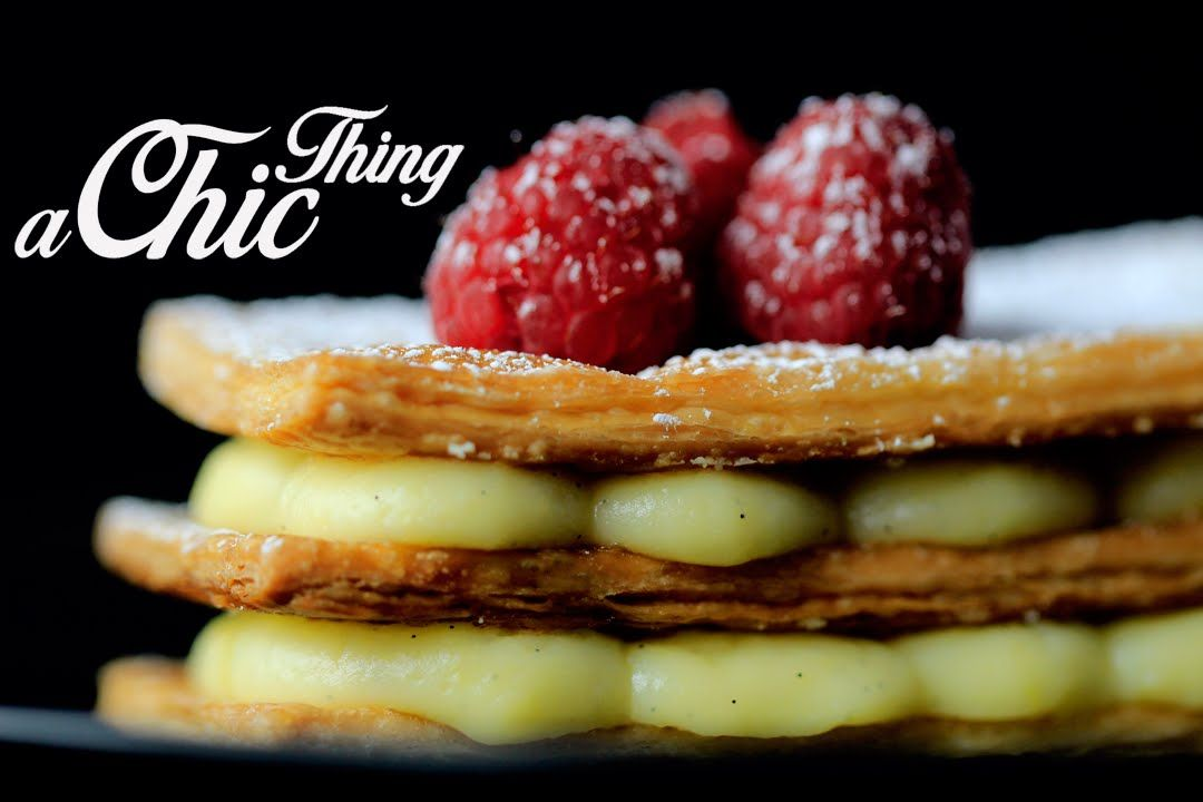Vanilla Mille Feuille ميلفيه الفانيليا Recipes Cooking Recipes Breakfast Recipes