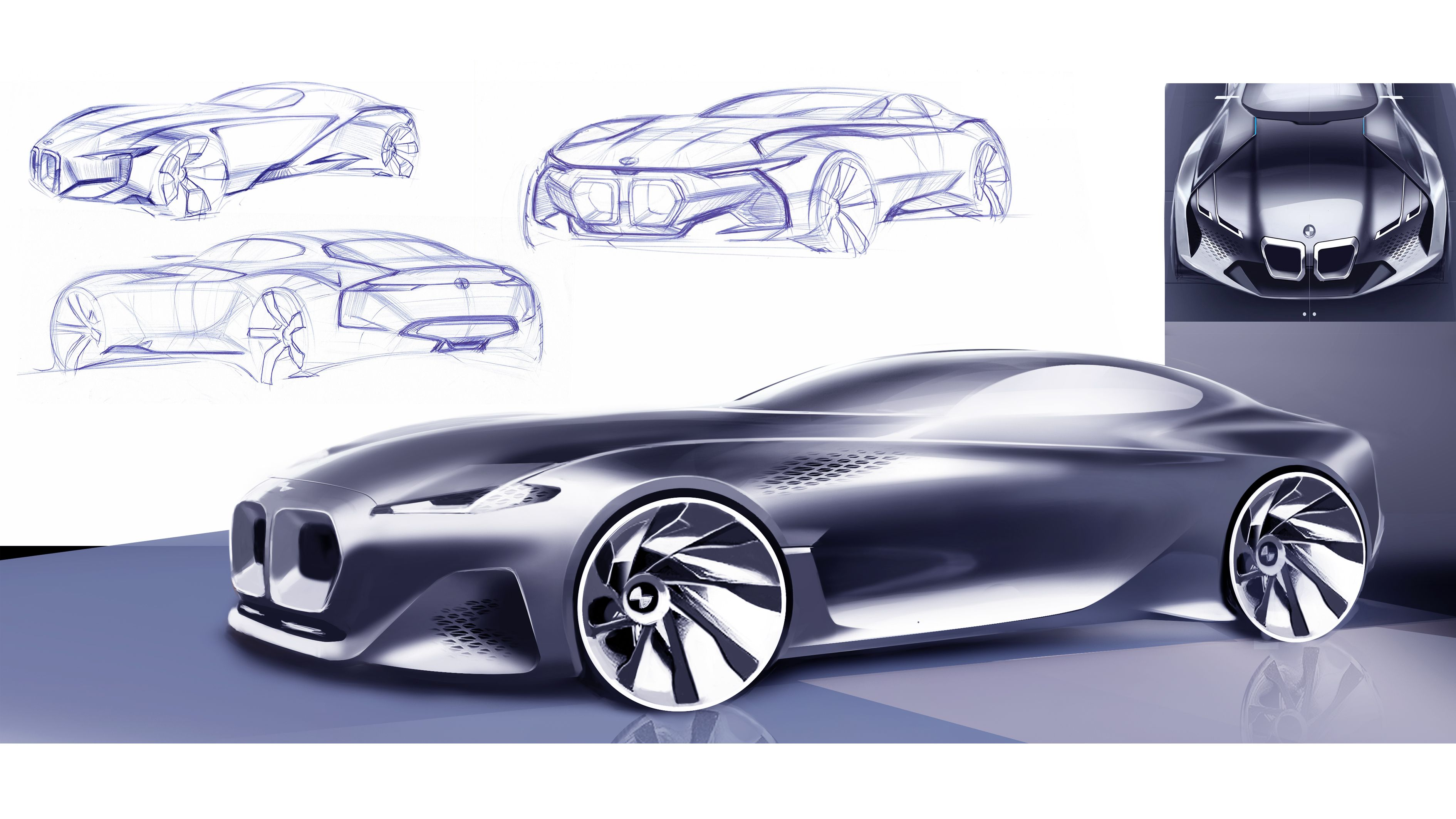 Pin By 修一 On Pencil Sketch Pinterest Concept Bmw And Cars