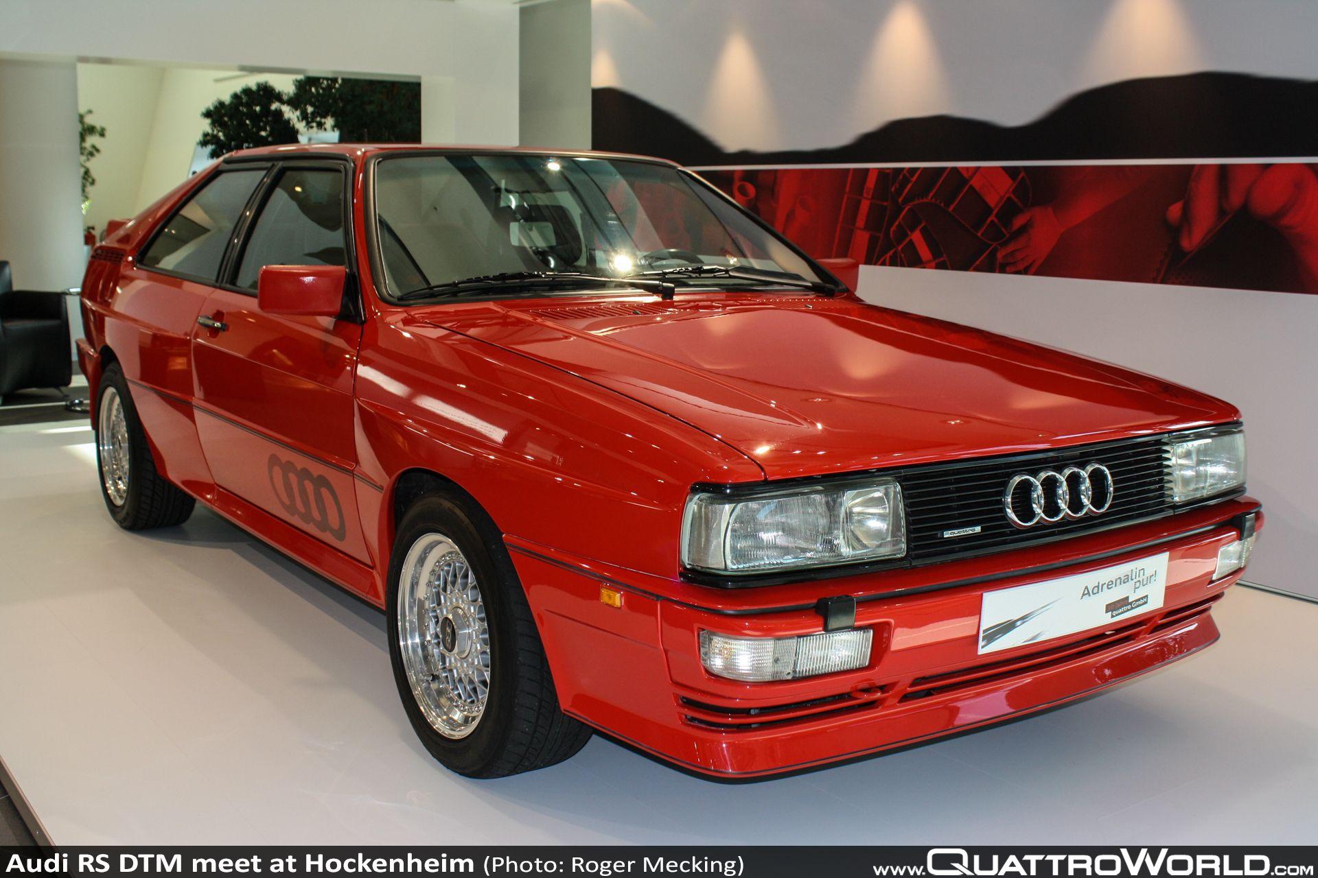 1989 quattro Coupe 20V   Audi, Audi rs, Audi cars