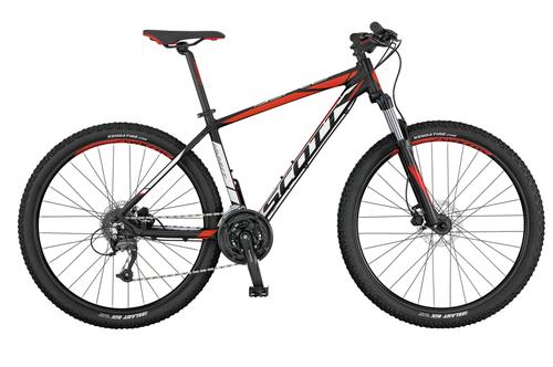 Scott Aspect 750 2017 Bici Fotos De Perfil Bicicletas