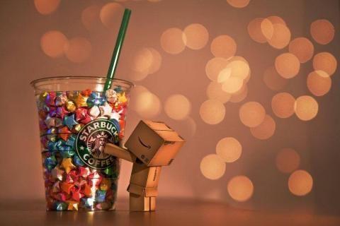 Danboard Starbucks Bokeh Other Starbucks Art Starbucks