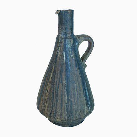Vintage Floor Vase by Gerhard Liebenthron, 1971