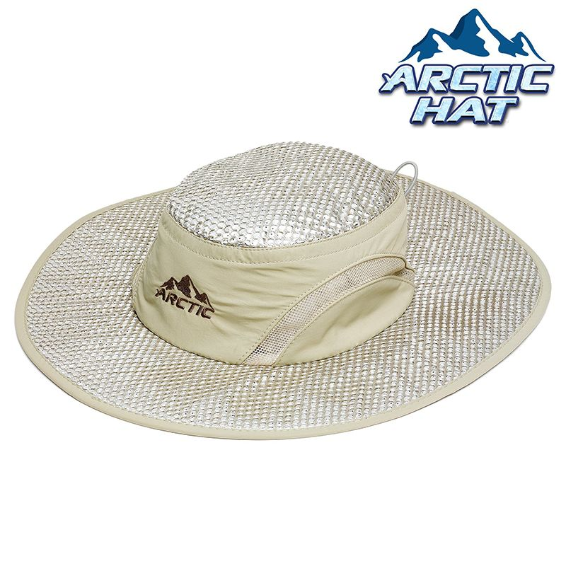 Arctic Hat Uv Protection Cooling Sun Hat Arctic Hat As Seen On