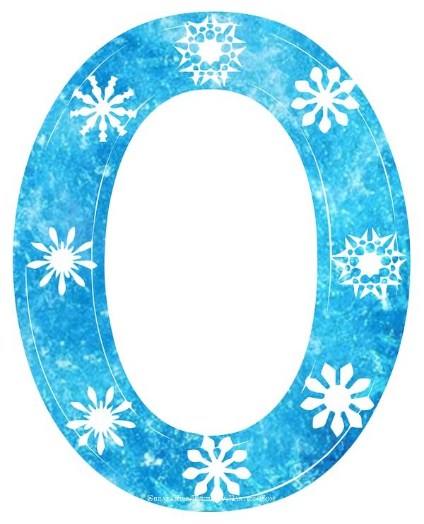 Frozen Font, Frozen, Frozen Birthday