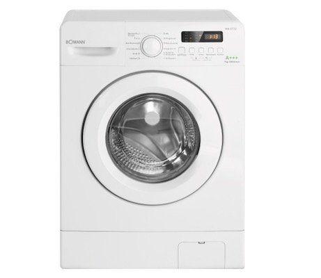 Bomann WA 5722 Waschmaschine mit 7kg und A+++ für 269