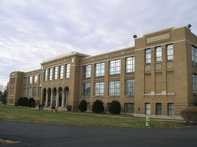 Central Elementary and Junior High School - Fairborn, Ohio