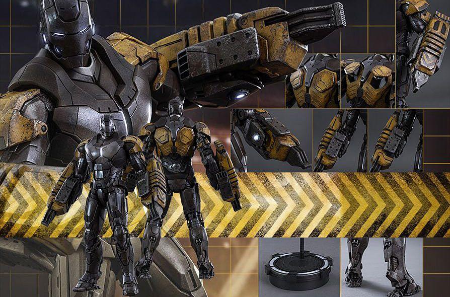 Hot Toys: Striker (Mark XXV)