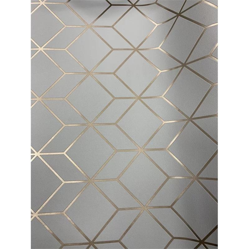 Designer 52cm Taupe Rose Gold Wallpaper M Taupe Rose Gold Rose Gold Wallpaper Wallpaper Samples Gold Wallpaper