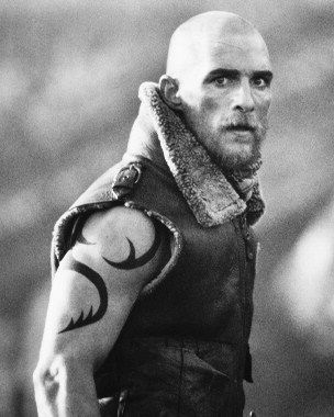 Details about MATTHEW MCCONAUGHEY REIGN OF FIRE 8X10 B&W ...