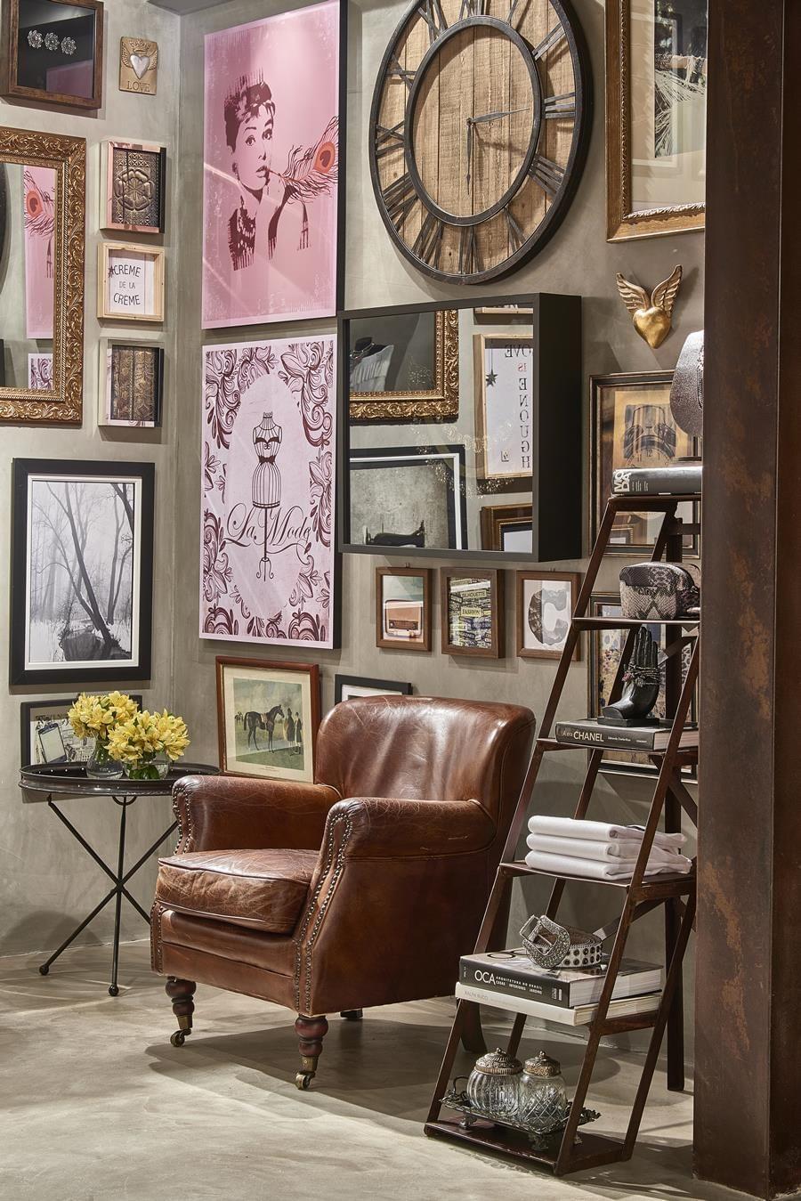 Showroom caos galeria da arquitetura chale vida pinterest