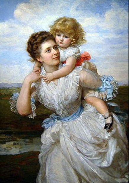Anna Lea Merritt (1844 – 1930, American)
