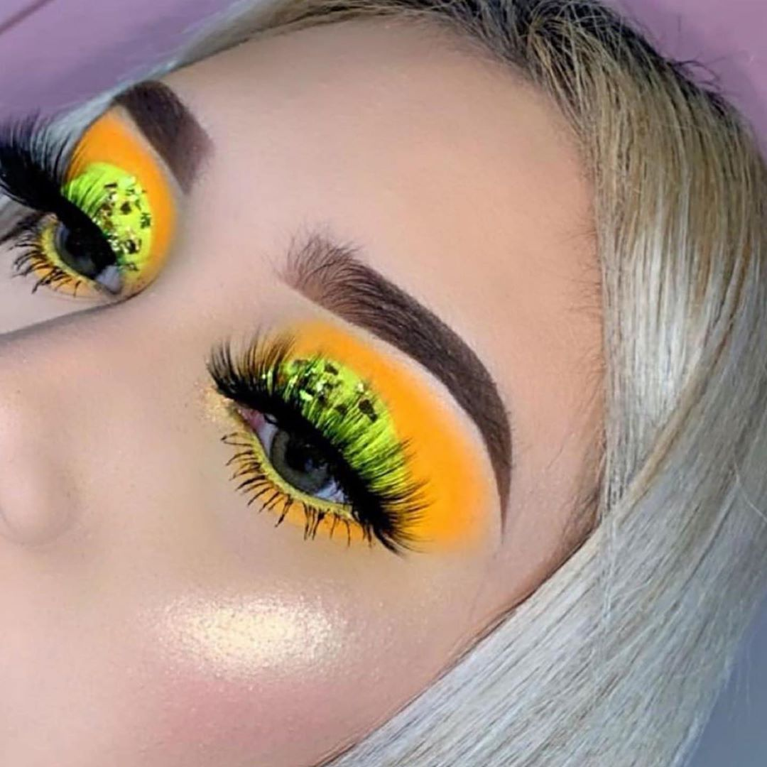 """Luxe Lash Vault on Instagram """"Our Neon Pigments Give Us"""