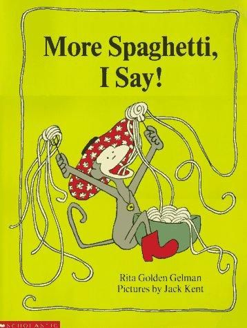 More Spaghetti, I Say! one of my favorite childhood books.