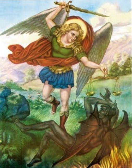 21 Dias De Purificacao E Limpeza Espiritual Com Arcanjo Miguel