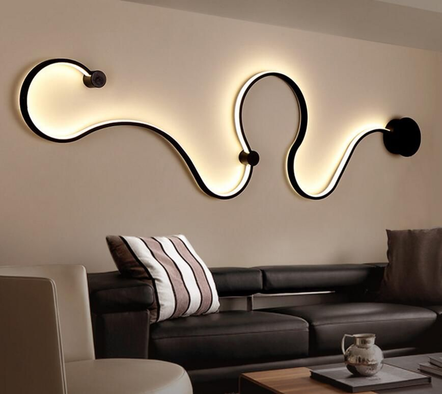 Find More Led Indoor Wall Lamps Information About Modern Creative