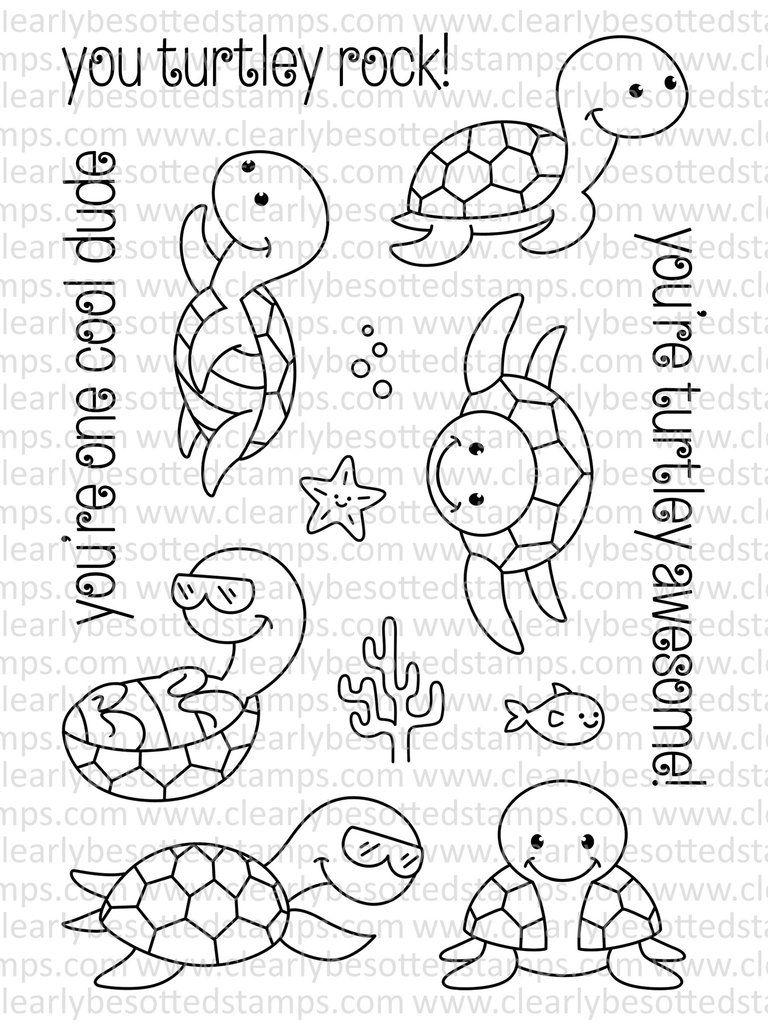 Cool Dude | Zeichnen, Malen und zeichnen und Schildkröten