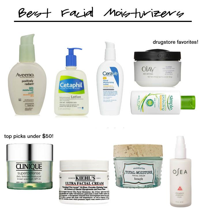Best Facial Moisturizers | Beauty | The Modern Savvy