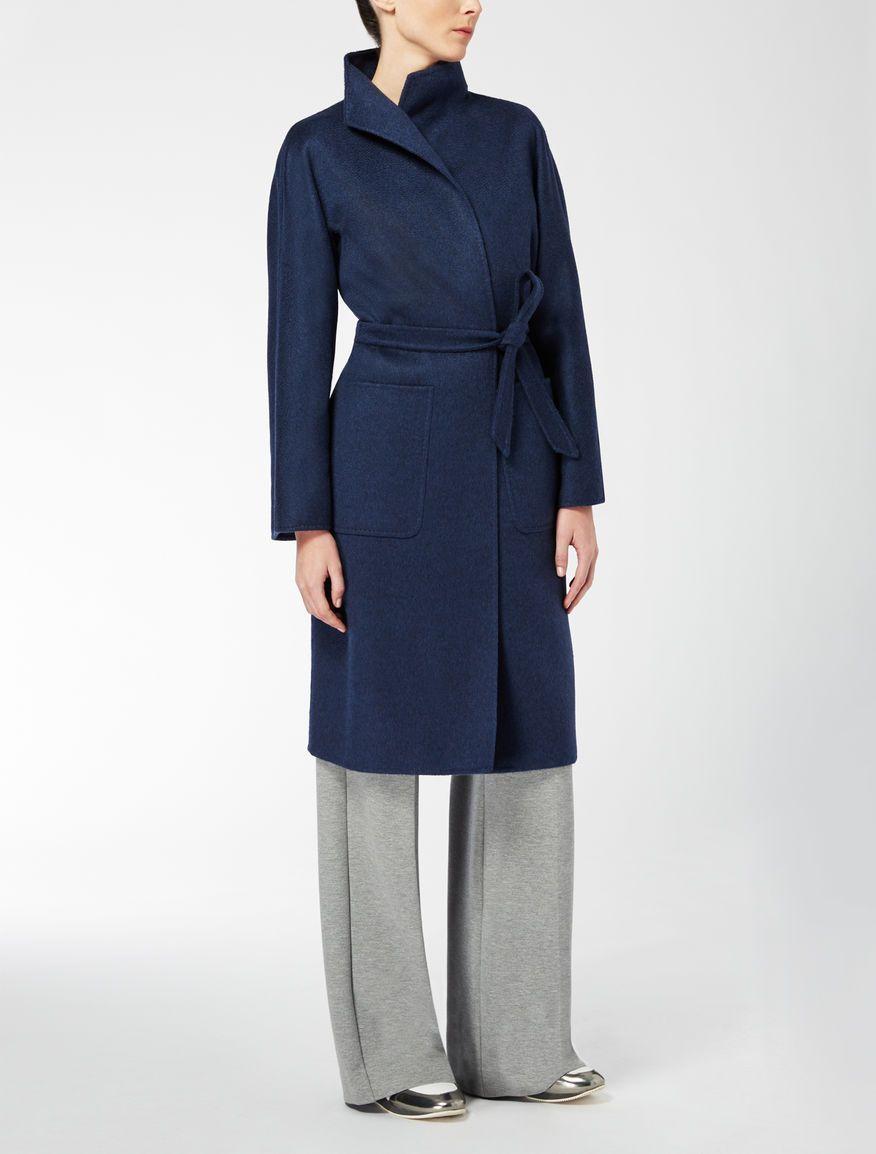 Max Mara &39Lilia&39 Cashmere Coat in Black | Style and Fashion