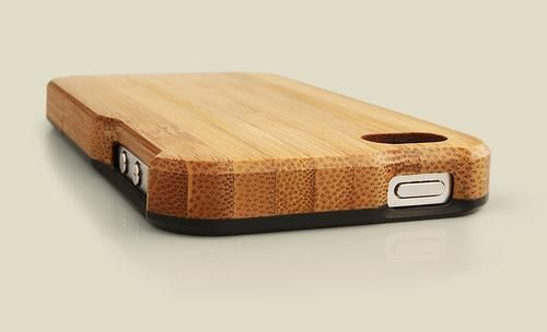 WOOD DESIGN NEWS || Grove iPhone 5 Case by Grove #iphone #design #wood