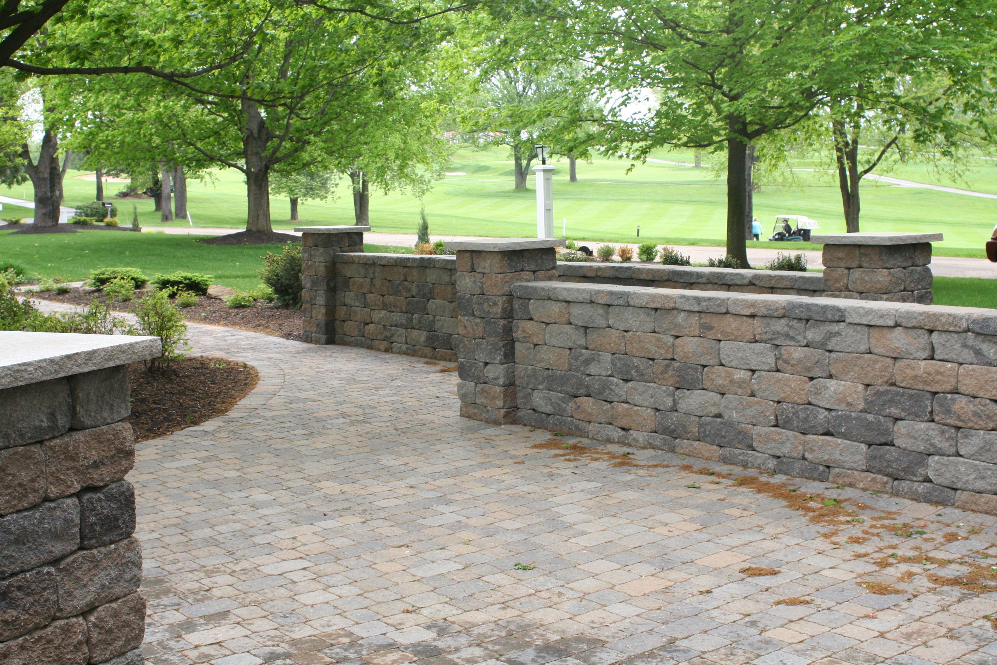 Retaining Walls U0026 Patios | Gumpf Gardens