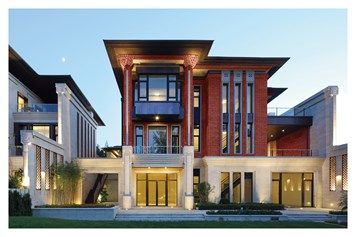 Single Family Home for sales at Chinoiserie Villa Other Beijing