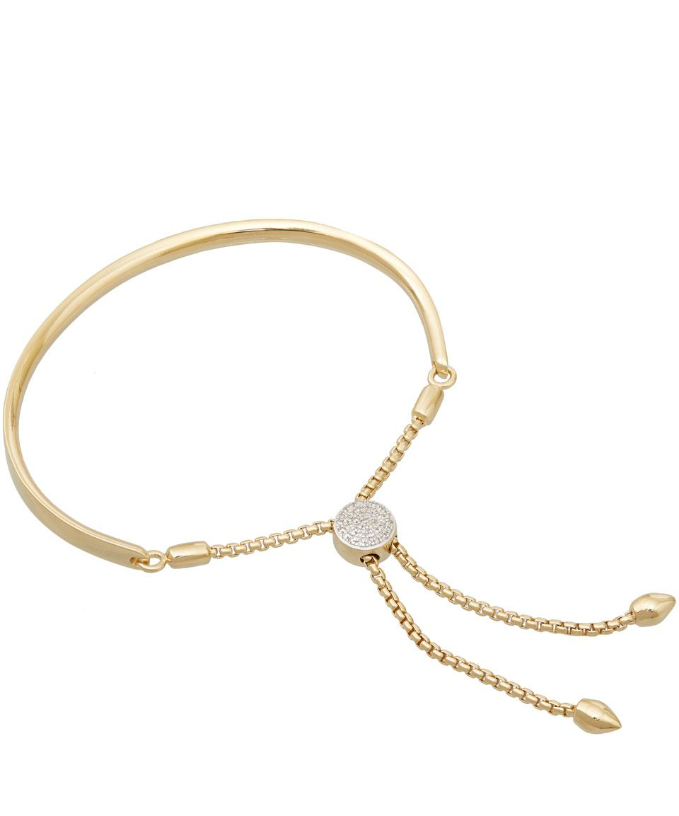 df9d036d96556 Gold Vermeil Fiji Diamond Toggle Chain Friendship Bracelet | Jewelry ...