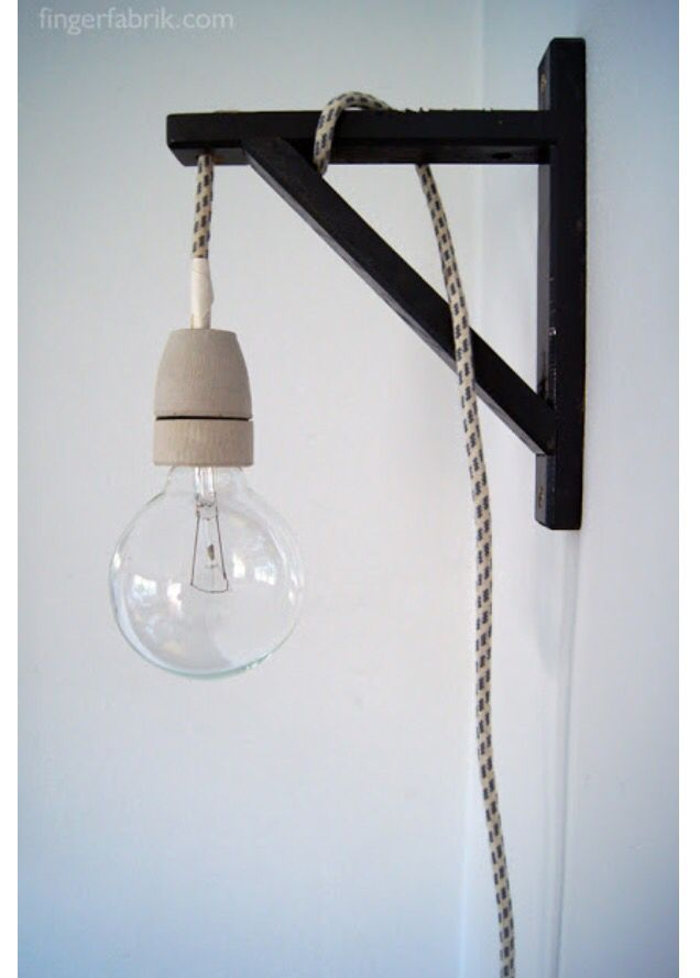 Ikea Diy Lamp Naast Bed Doe Het Zelf Meubels Ikea Hackers Nachtlampje