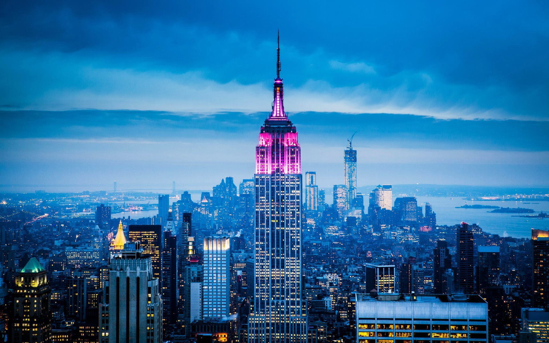 Top 40 Tallest Buildings In The World With Images Empire State