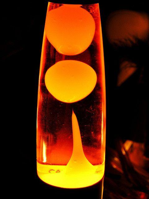 Lava Lamp Live Wallpaper Cliché In Orange  Lava Lamp Lava And Lamp Ideas
