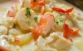 Photo of Recipe: Seafood soup from an Acadian friend. – #a …- recipe …