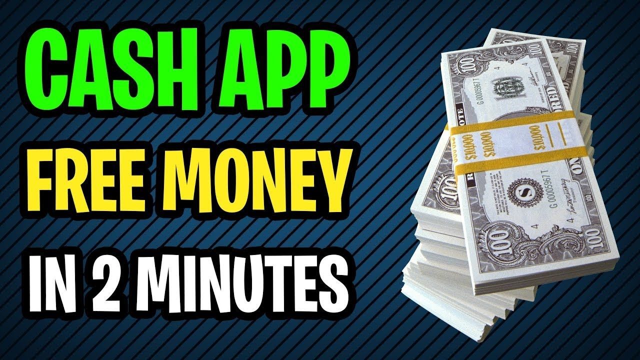 Cash App Free Money ☑️ How To Get Free Money On Cash App