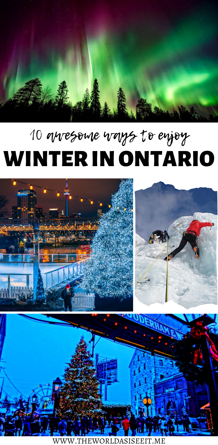 10 Awesome Ways to Enjoy Winter in Ontario in 2020