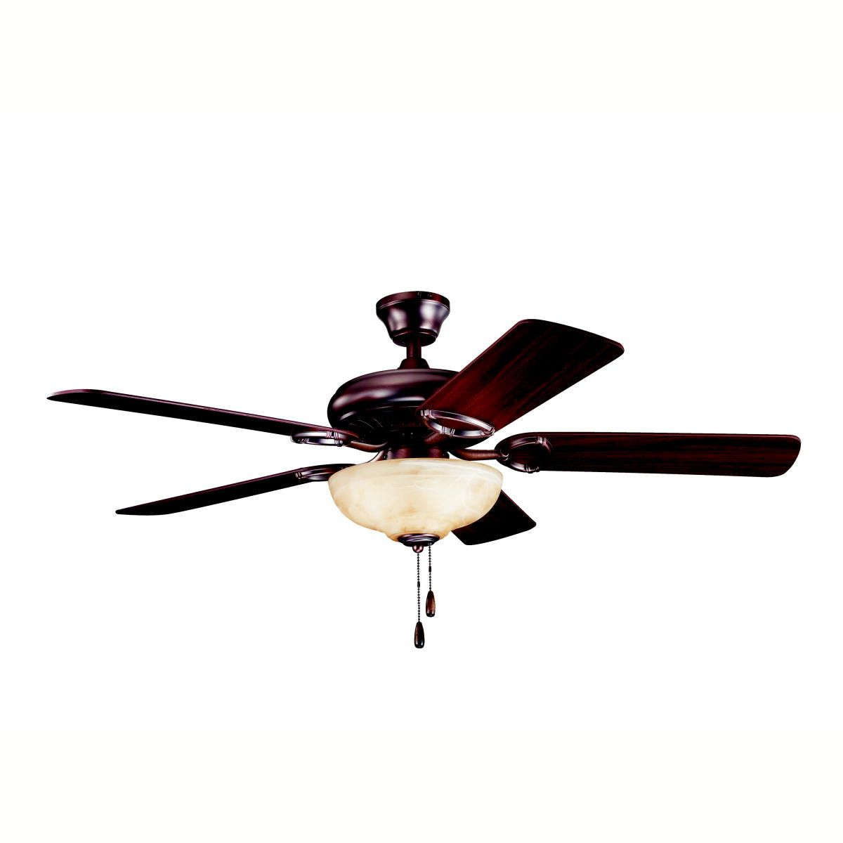 Shop kichler lighting 339211 3 light sutter place select ceiling fan at lowes canada find our selection of ceiling fans at the lowest price guaranteed