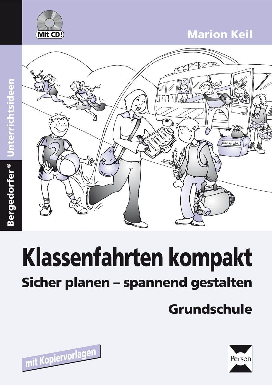 Klassenfahrten kompakt - Buch  Klassenfahrt