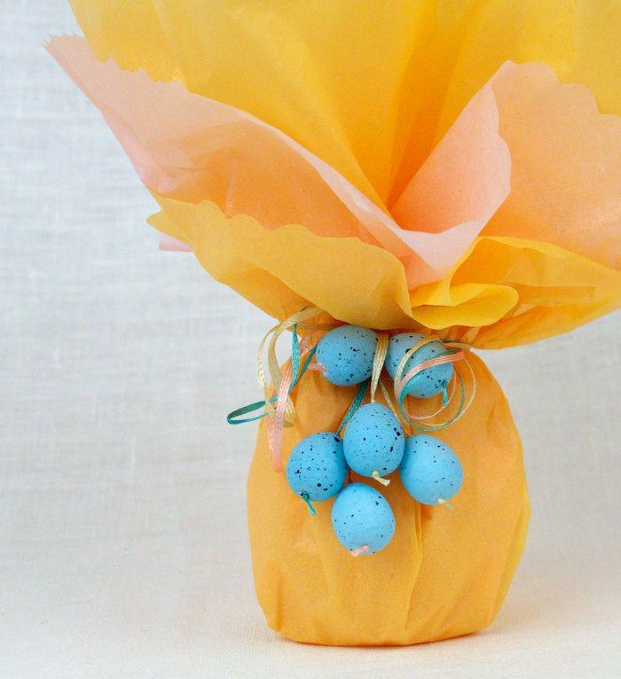 Easter gift wrap corinna wraps httpscorinnawrapswordpress easter egg wrap how to negle Images