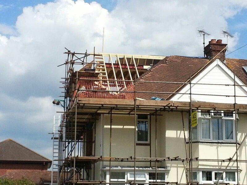 Hip To Gable And Flat Roof Dormer In Build By Attic Designs Ltd Dormer Loft Conversion Loft Conversion Loft Conversion Bedroom