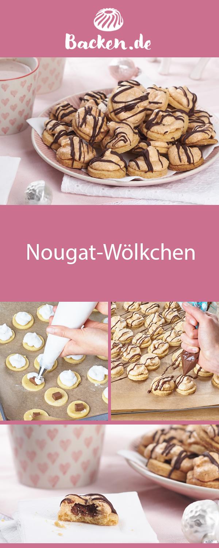 Photo of Nougat-Wölkchen