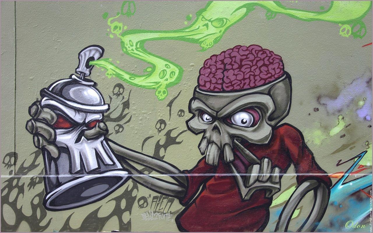 Graffiti Zombie