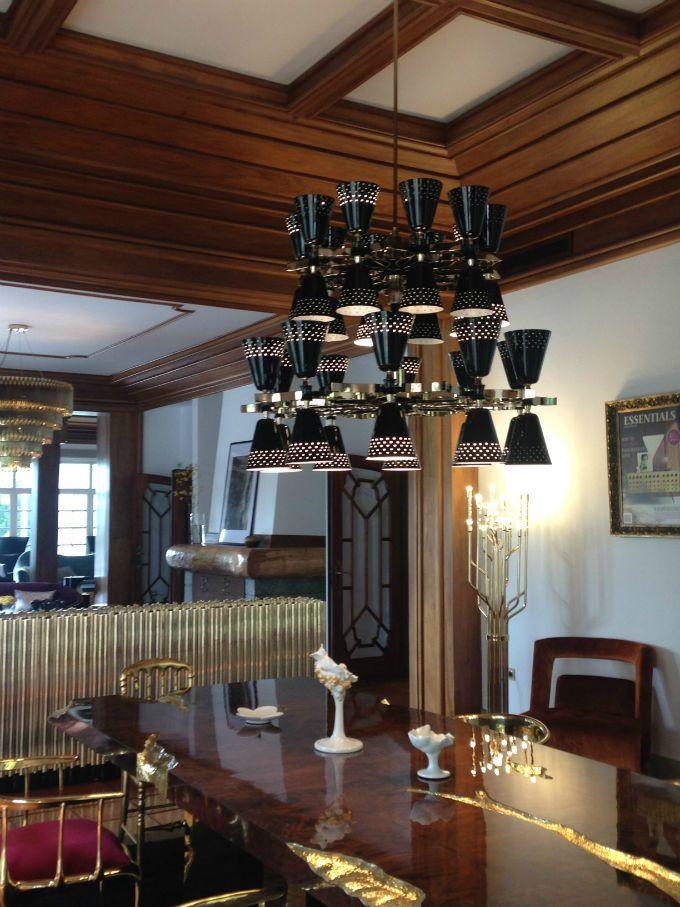 Wohnzimmer Ideen | Covet House, das umwerfende neue Zuhause von erstaunliche Designmarken | https://www.brabbu.com/en/inspiration-and-ideas/