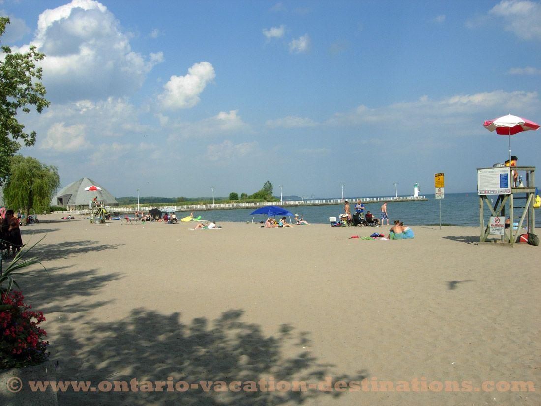 Oshawa Beach Ontario